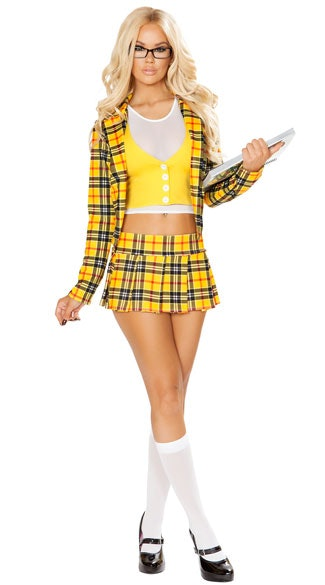 Alicia Silverstone\u0027s \u0027Clueless\u0027 Outfit Is The Halloween Inspiration You  Need This Year