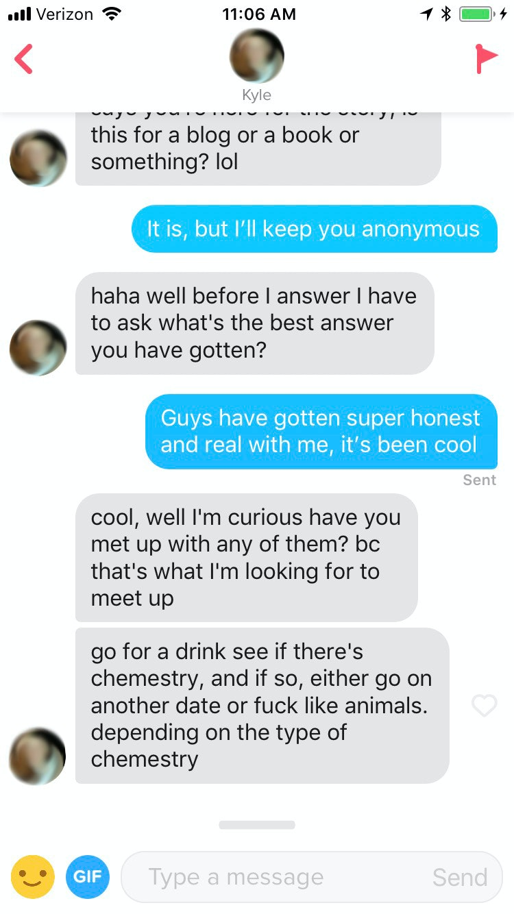 How to hook up with strangers