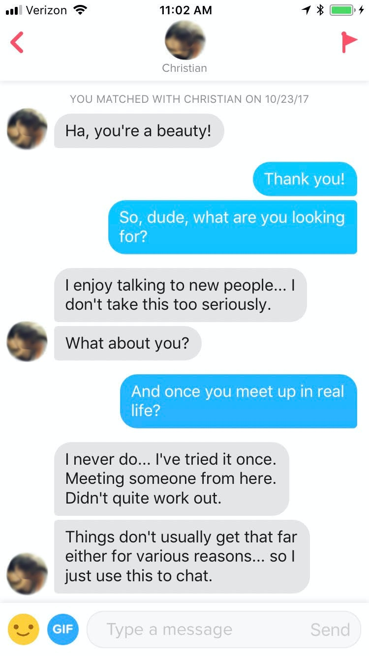 Dating site love stories