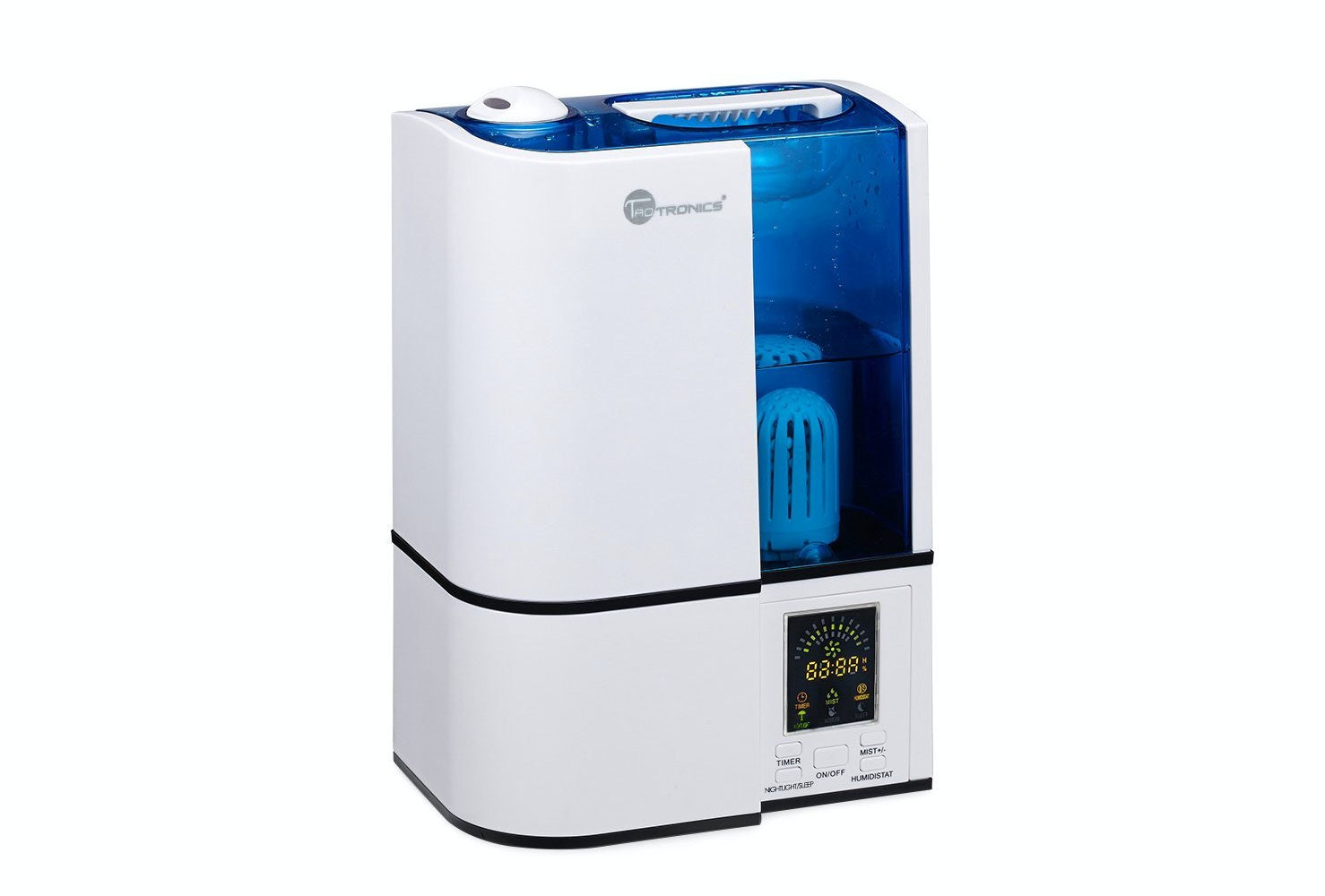 How to use safety first cool mist humidifier