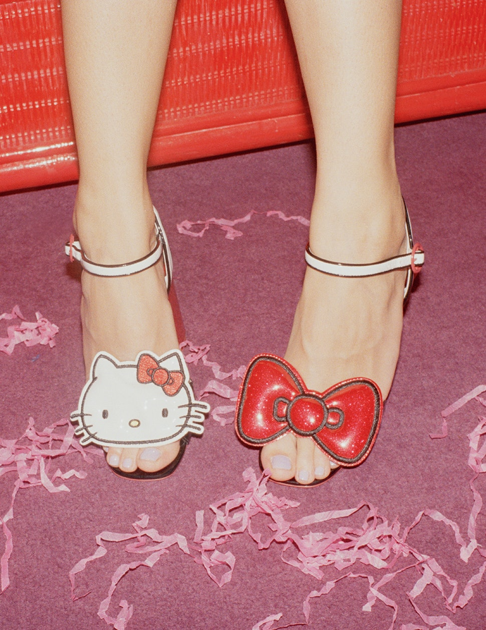 d9de2e7be What's In The Hello Kitty x ASOS Collection? The 40-Piece Collaboration Is  Coming