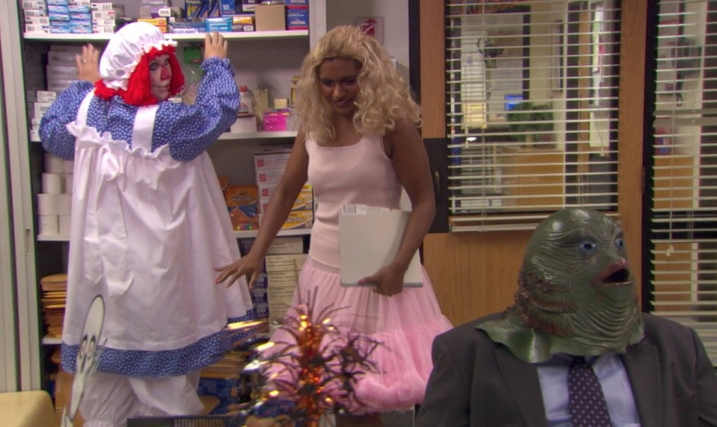 The Office' Halloween Episode Costumes Are So, So Meta & We Love It