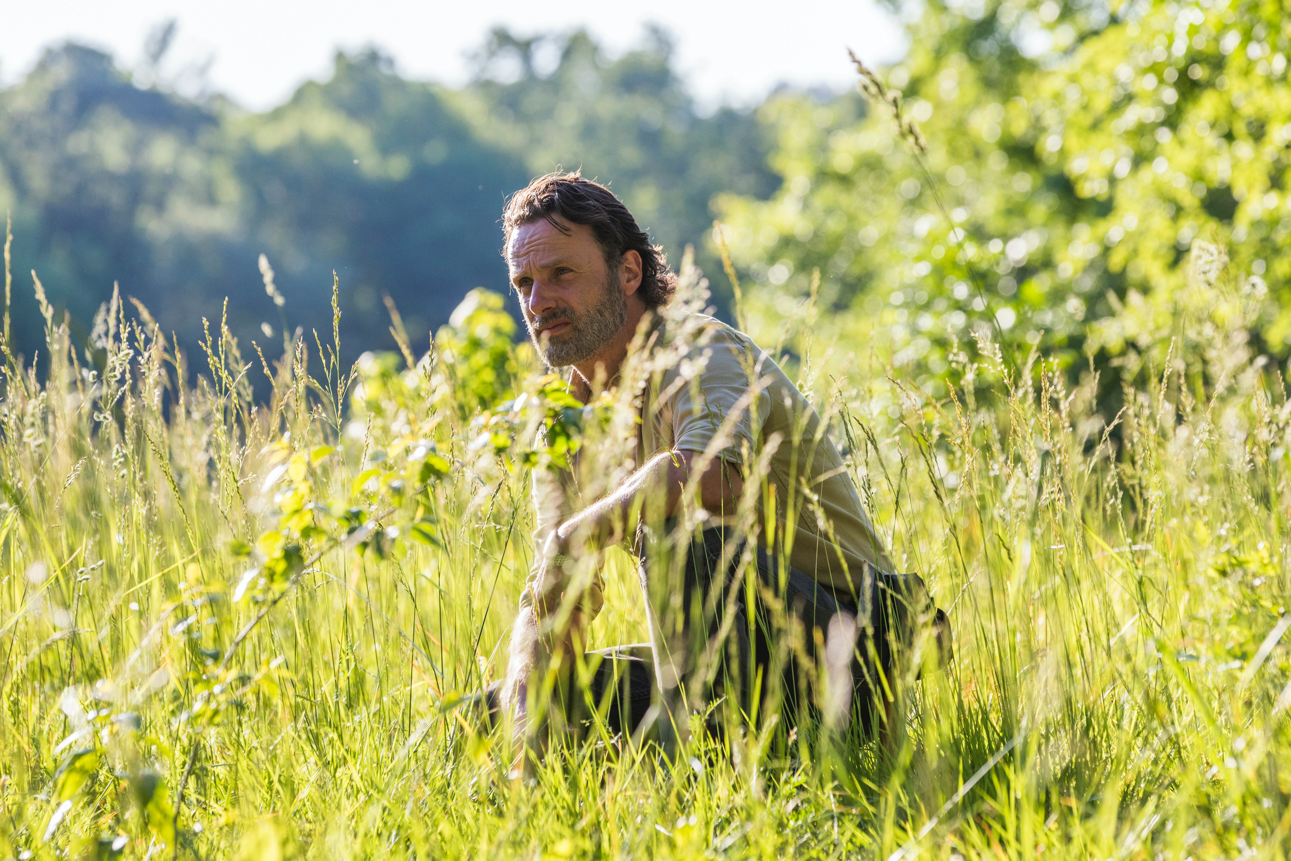 These Old Man Rick Theories About 'The Walking Dead' Season 8 Will Make You Question Everything Jackson Lee Davis  AMC