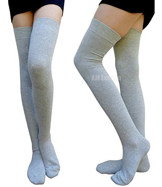 Thigh High Socks Video