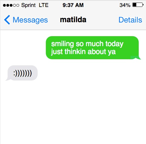 10 Romantic Texts To Send Your Partner Just To Say