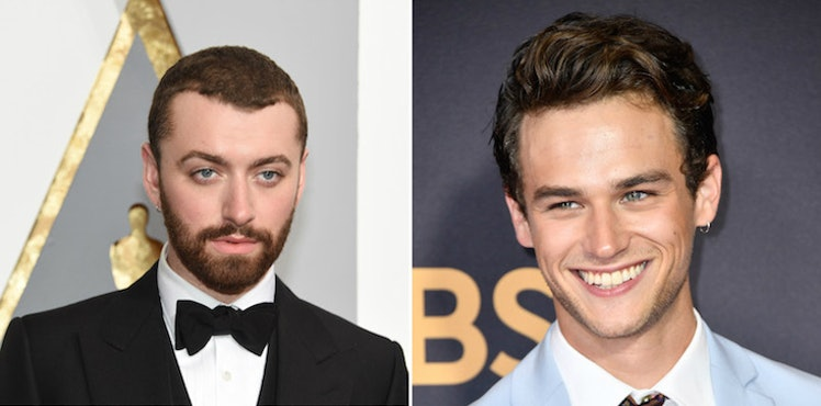 sam smith dating famousfix Unicorns and rainbows go hand-in-hand with bliss, and it looks like sam smith has found his with 13 reasons why star brandon flynn smith essentially confirmed he and flynn are an item by.