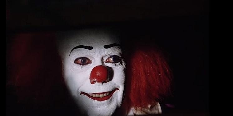 Clown faces for kids