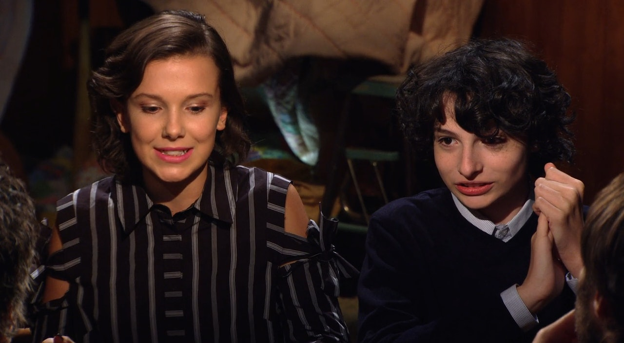 Shipping Eleven & Mike From 'Stranger Things' Isn't Weird