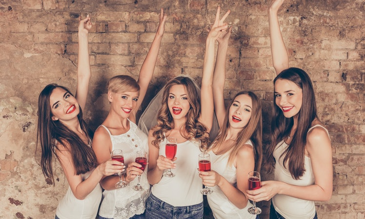 7 Bachelorette Party Themes For Fall If Your Bride Tribe Wants To