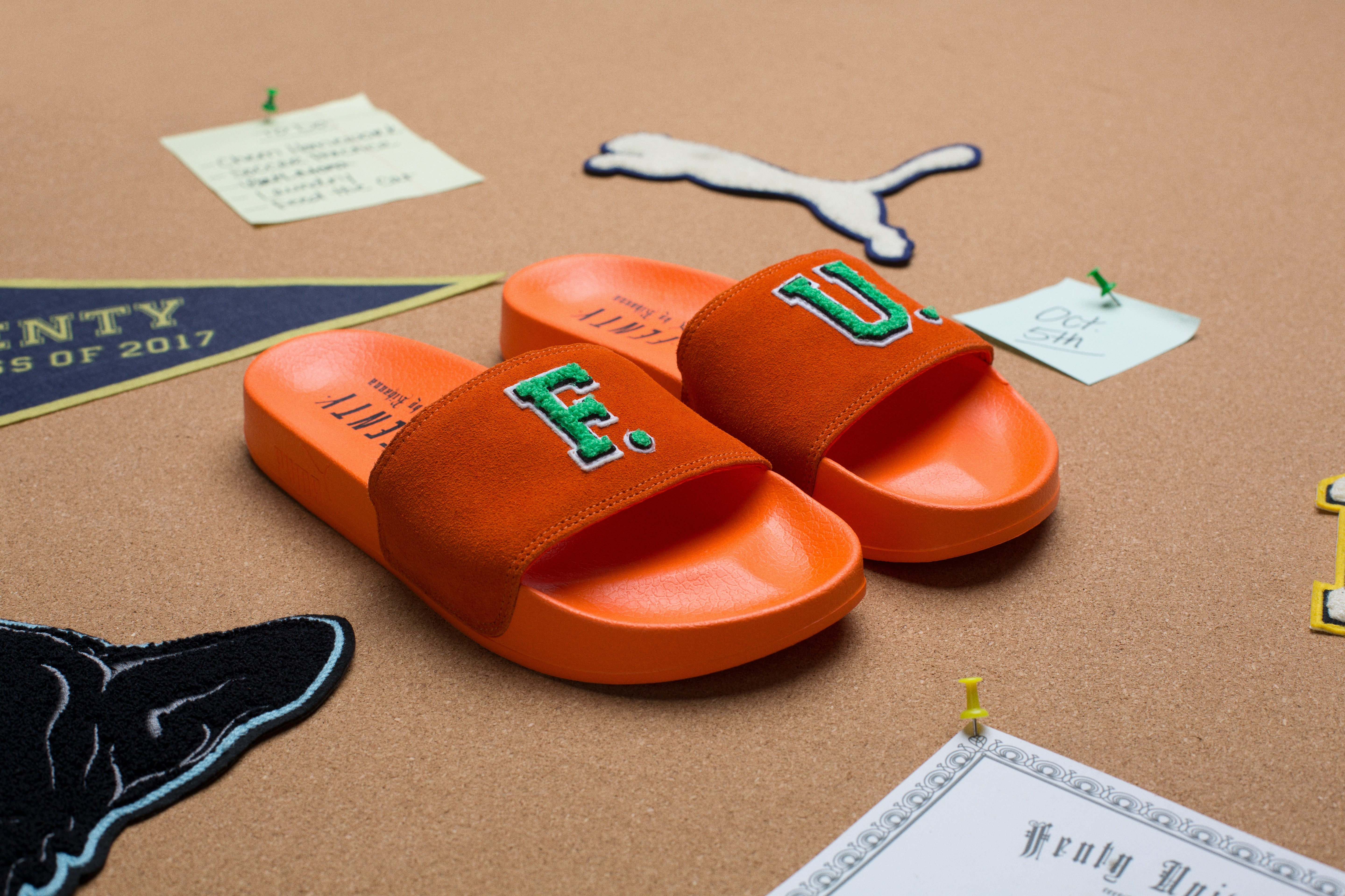 When Is The Rihanna x Puma Suede Slide Release  The Kicks Got A Makeover bf499acfe