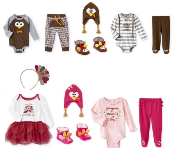 5ae076fcb These Adorable First Thanksgiving Outfits For Babies Are Perfect For ...