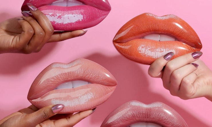 Image result for huda contour and strobe lip set