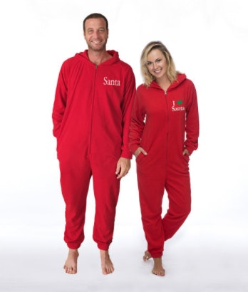 7 matching christmas pajamas for couples thatll keep you warm snuggled up