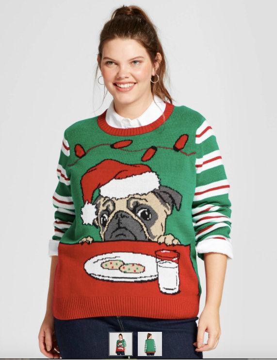 Pregnancy Christmas Sweater.12 Maternity Ugly Christmas Sweaters Ftw
