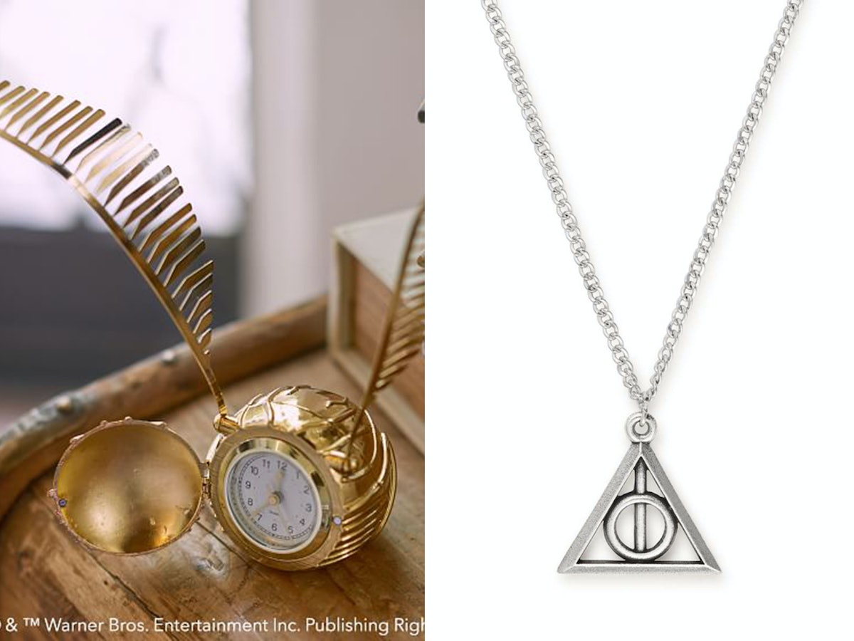 The Perfect Harry Potter Gift For Your Friend, Based On Their Hogwarts House