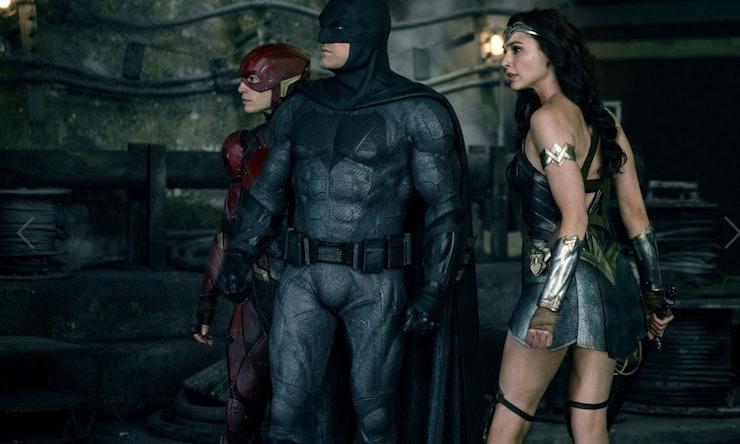 Resultado de imagen para justice league scene