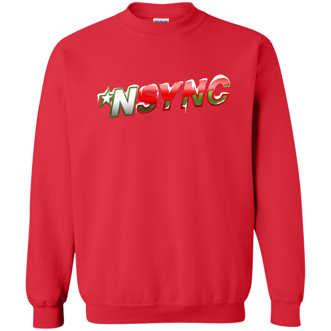 Whats In The Nsync Holiday Clothing Collection It Totally Sleighs