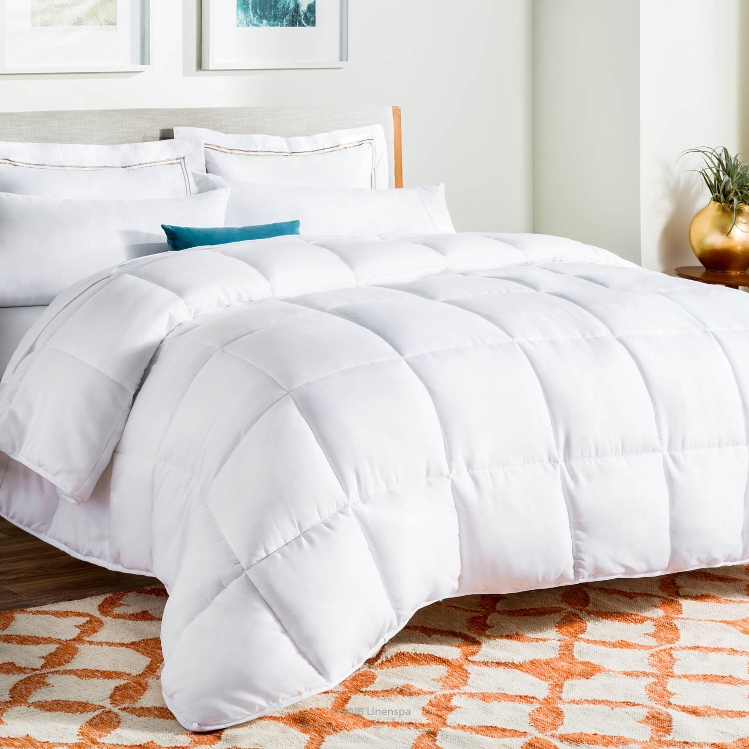 The 5 softest down comforters