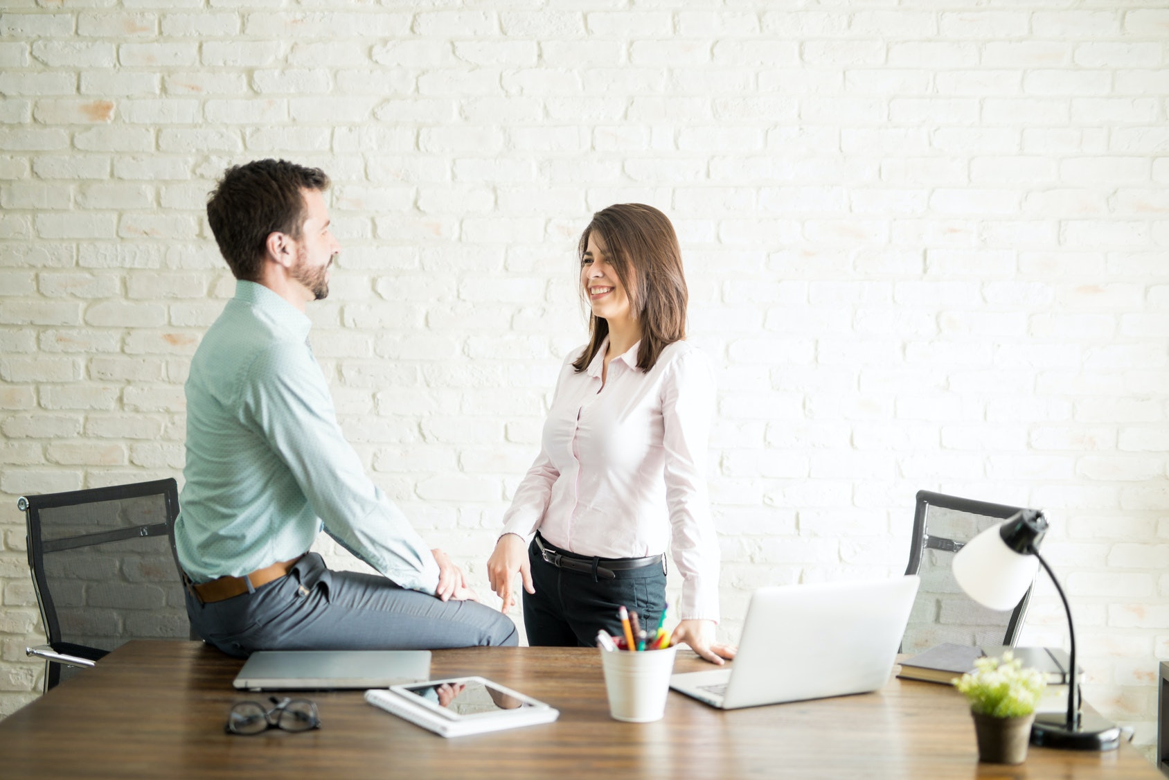 How To Make Workplace Hookup Work