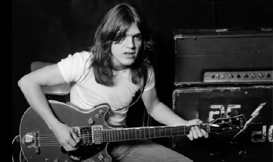 Malcolm Young, AC/DC co-founder, dead at 64
