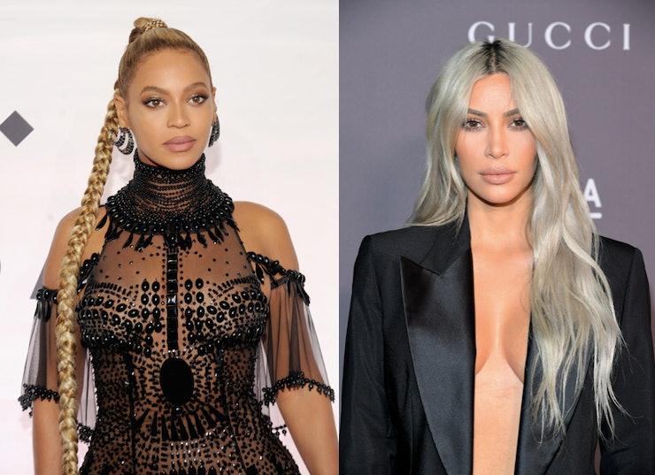 Kim Kardashian & Beyonce Hang Out At Serena Williams ... Kim Kardashian Wedding