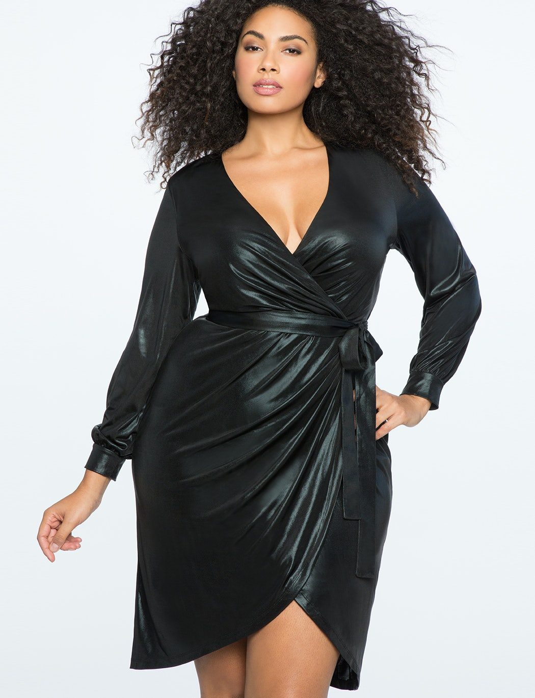 5b0b09d32c 50 Plus Size Holiday Dresses That Deserve A Spot In Your Closet