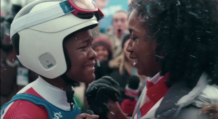 Risultati immagini per P&G Thank You, Mom | The Winter Olympics 2018