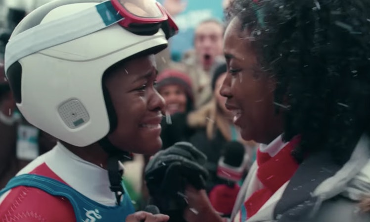 Image result for P&G Thank You, Mom | The Winter Olympics 2018 |