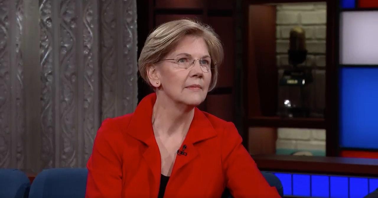 Elizabeth Warren evasive on whether Al Franken should resign