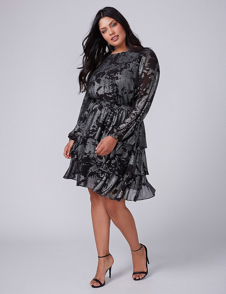 f3dd9853a1c28 57 Plus-Size Holiday Dresses That Will Make You Look Forward To Seeing Your  Family