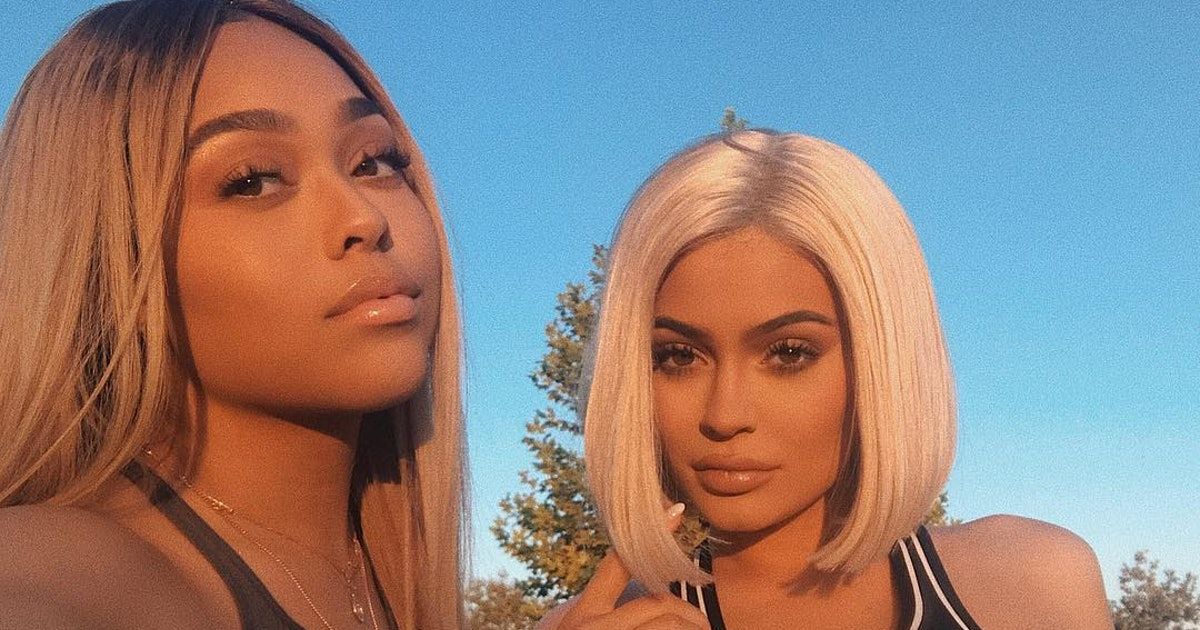 Did Jordyn Woods Cut Kylie Jenner S Hair Off Let S Review