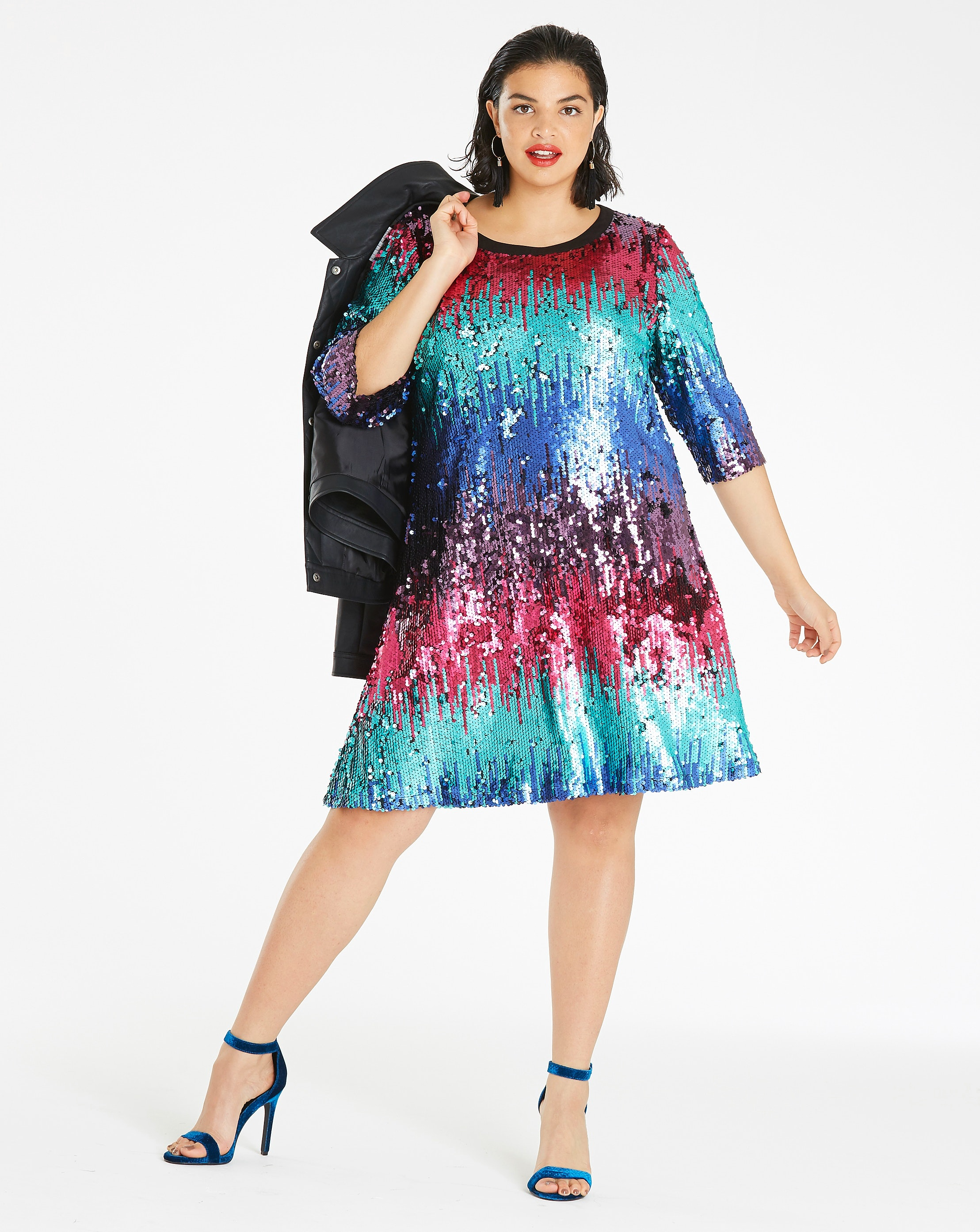 138ac22fab 53 Plus Size New Year s Eve Dresses That ll Make You Ditch Your Old LBDs  For Good