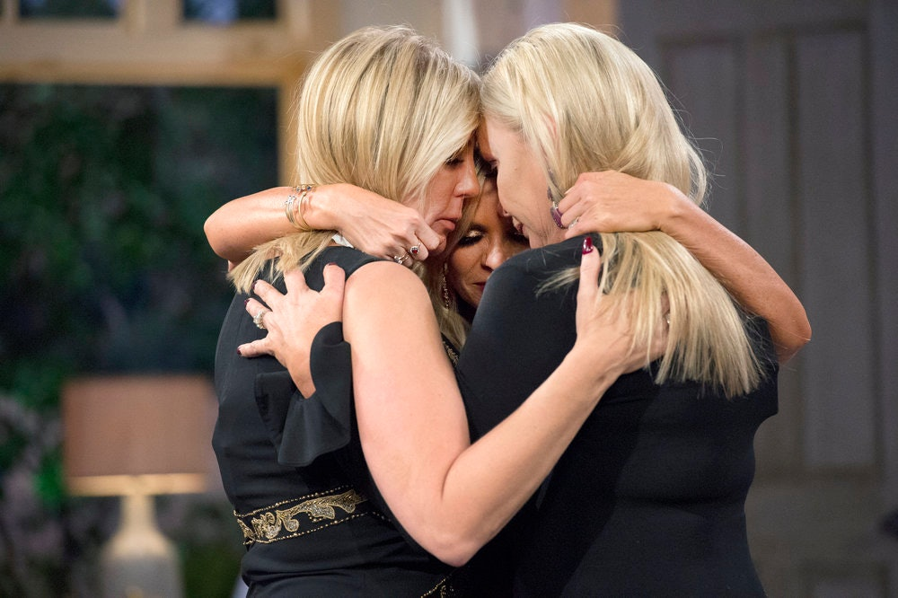 Did Vicki Gunvalson Really Make Up with Tamra Judge and Shannon Beador?