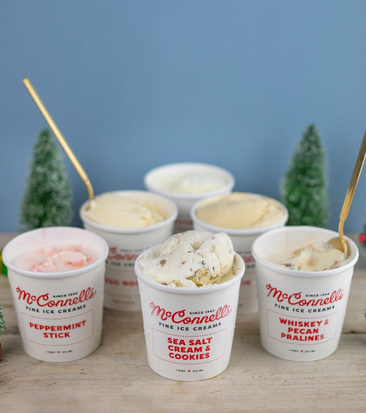 These Holiday-Themed Boozy Ice Creams Are The Best Early Christmas Gift