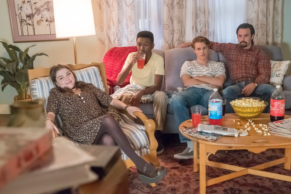 'This Is Us' Fall Finale Ends With a Strenuous Cliffhanger