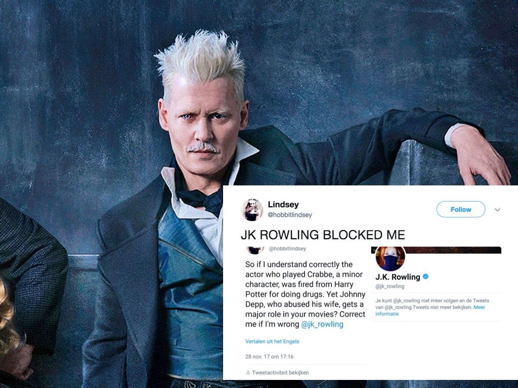 Fantastic Beasts 2 Director Defends Johnny Depp From Assault Claims