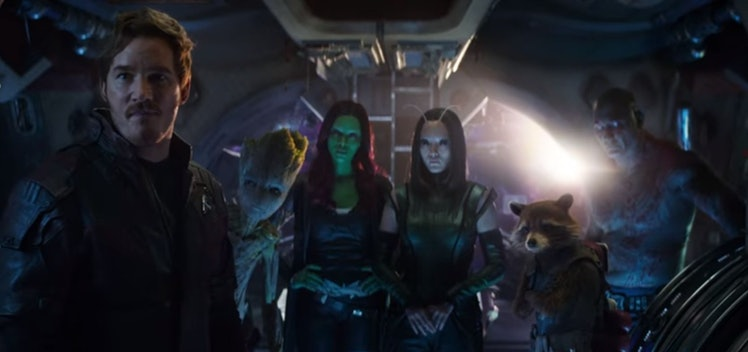 'Avengers: Infinity War' Trailer Easter Eggs You ...