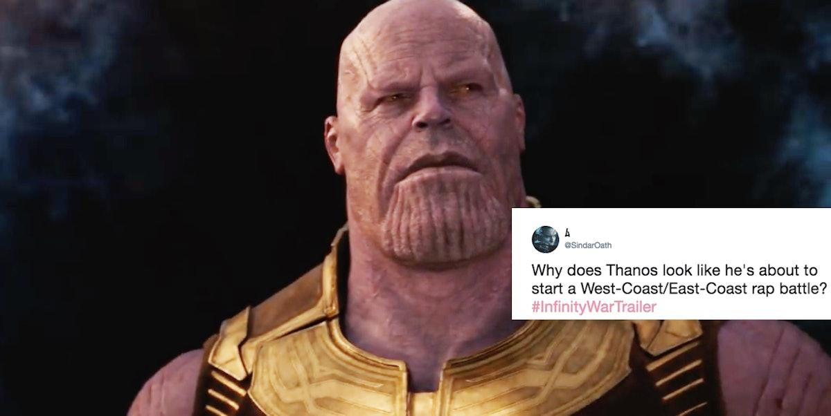 'Avengers: Infinity War' Trailer Memes & Jokes That Will ...