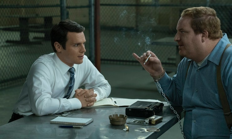 Rejoice: David Fincher's MINDHUNTER Is Getting A Second Season