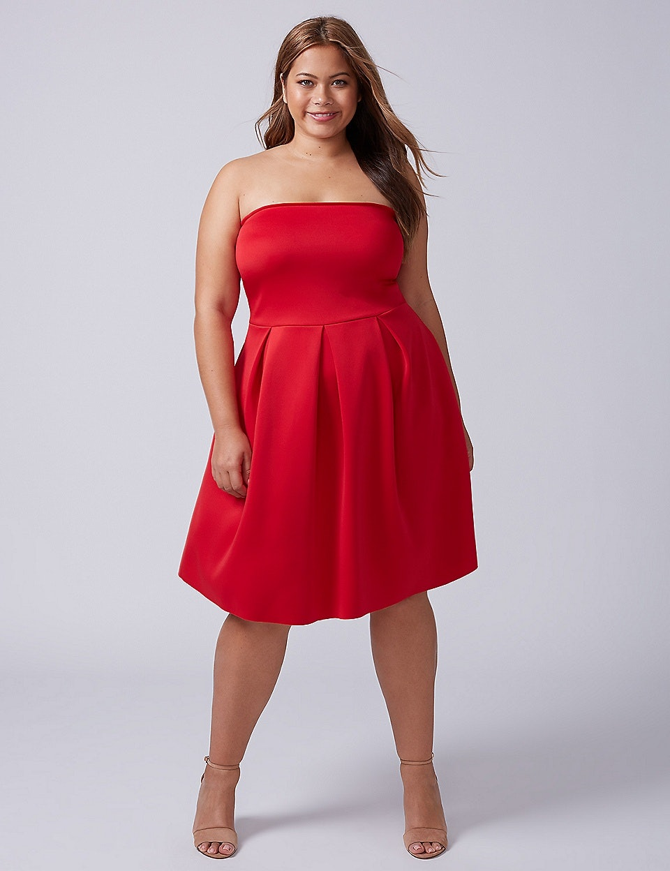 50 Plus Size Holiday Dresses That Deserve A Spot In Your Closet Jolie Clothing Rhey Tulle Skirt