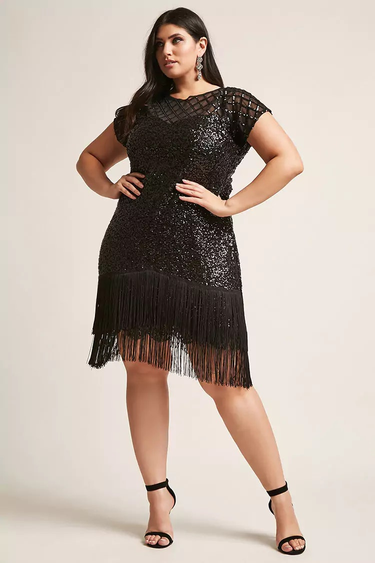 dcd5700bb7a07 50 Plus Size Holiday Dresses That Deserve A Spot In Your Closet
