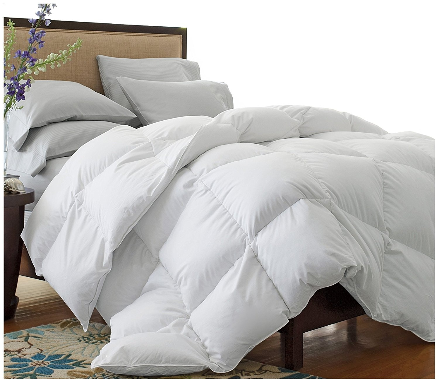The 5 warmest comforters for winter