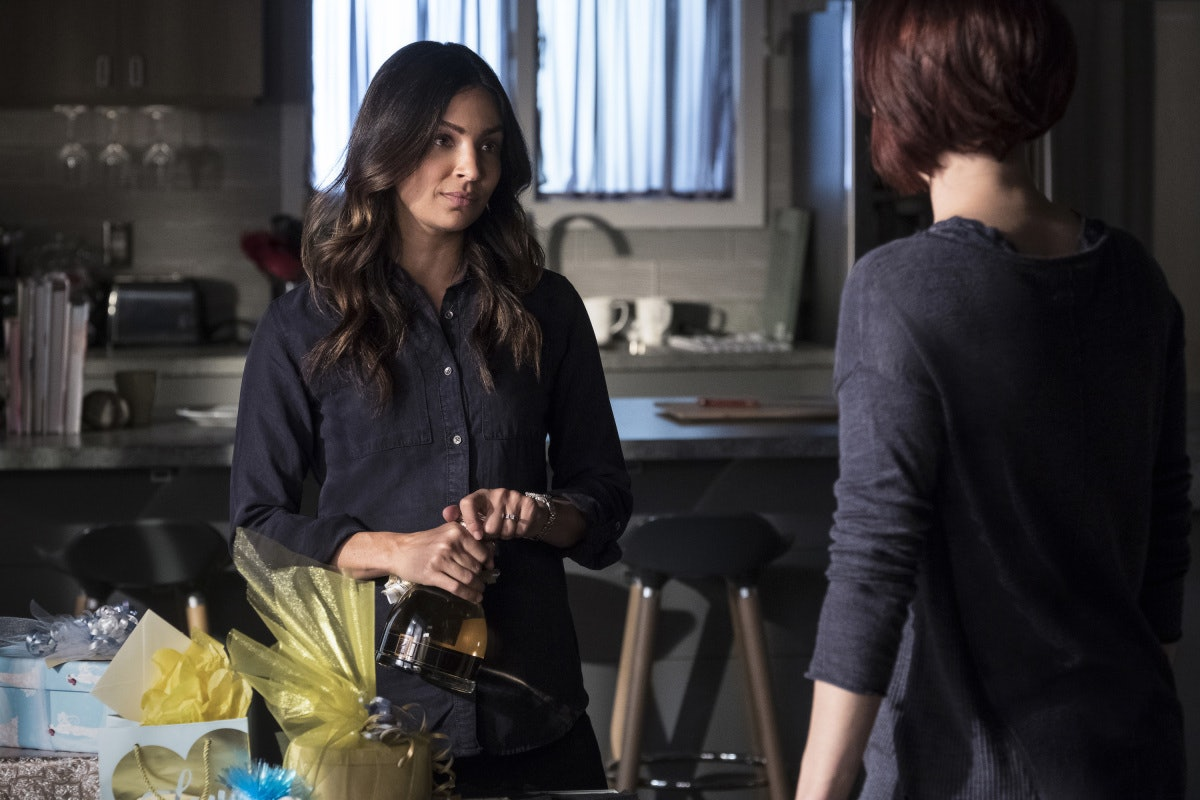 Alex & Maggie's Breakup On 'Supergirl' Is Heartbreaking But