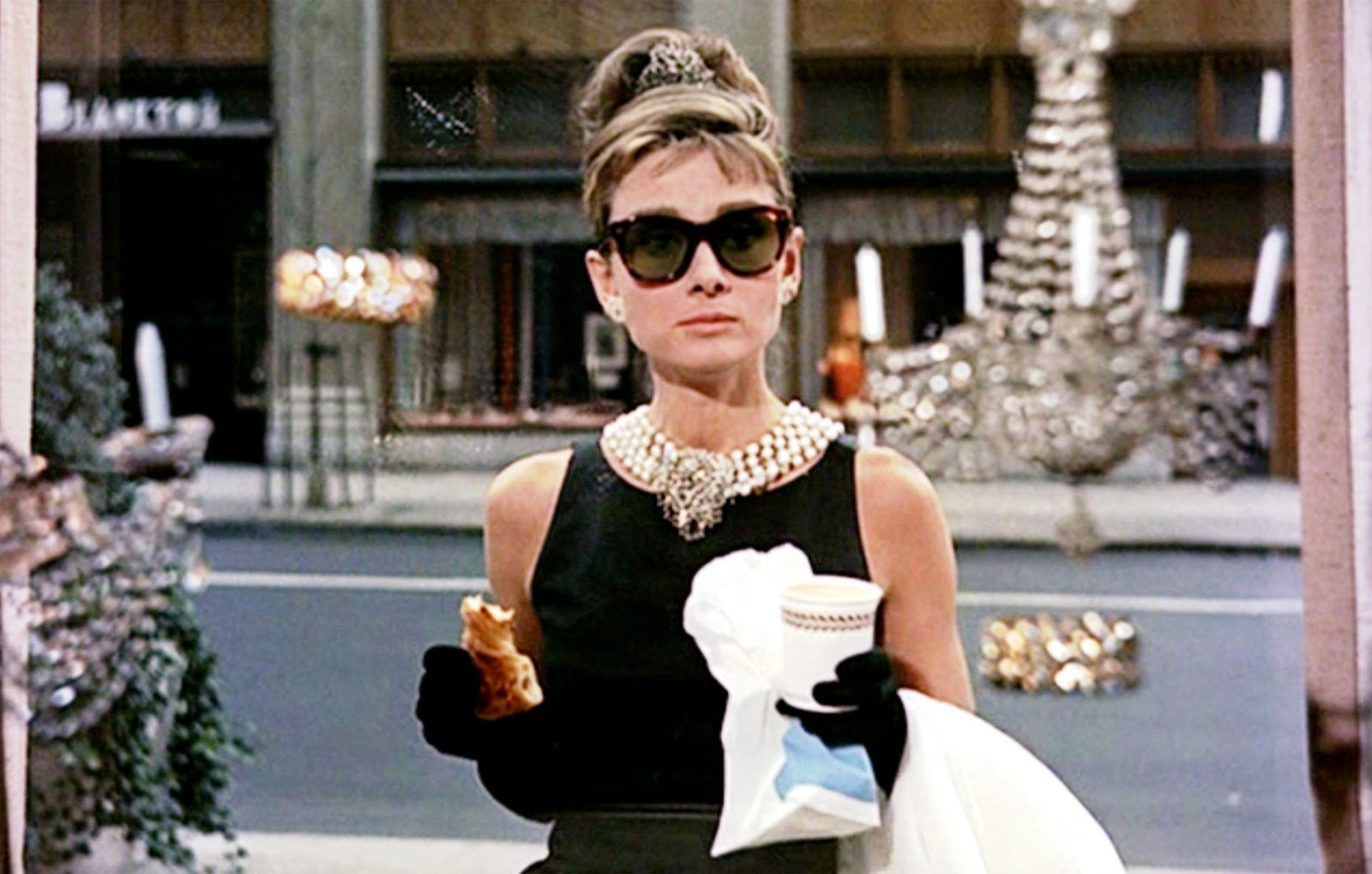 Now you can actually have 'Breakfast at Tiffany's'