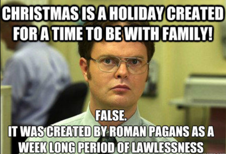 Christmas Holidays Meme.13 Family Memes For The 2017 Holidays That Ll Give Everyone