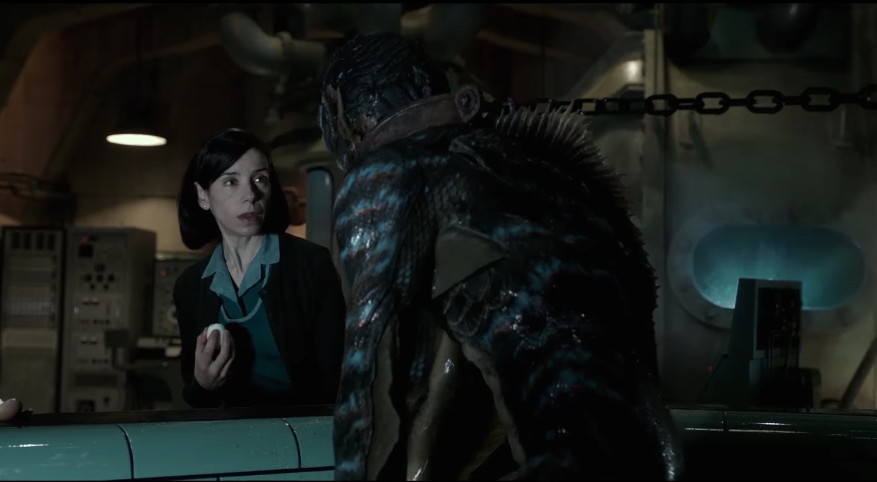 'The Shape Of Water' Named Palm Springs Fest Vanguard Award Winner