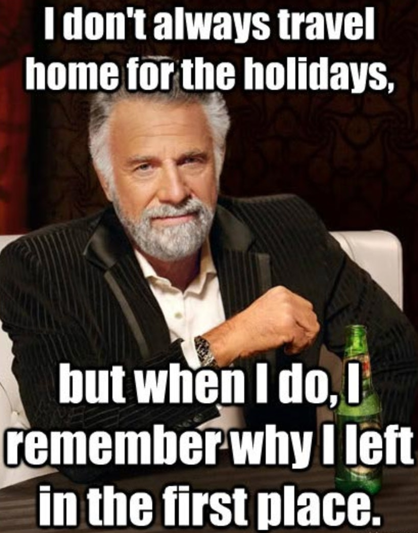 13 Family Memes For The 2017 Holidays Thatll Give Everyone A Good Laugh
