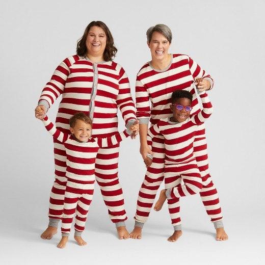 a41b6f5b12 7 Naughty   Nice Christmas Pajamas To Wear With Your Person This Season