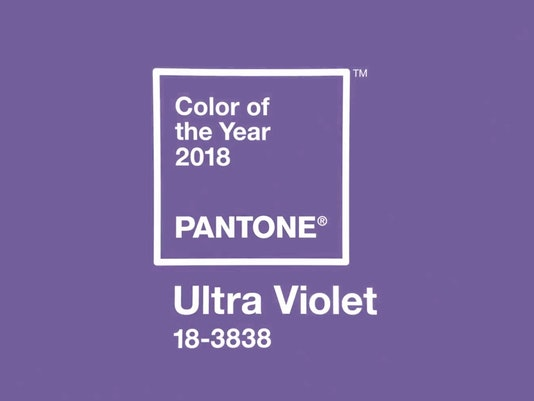 What Is The Color Of 2018 Ultra Violet Is Going To Take Over Your