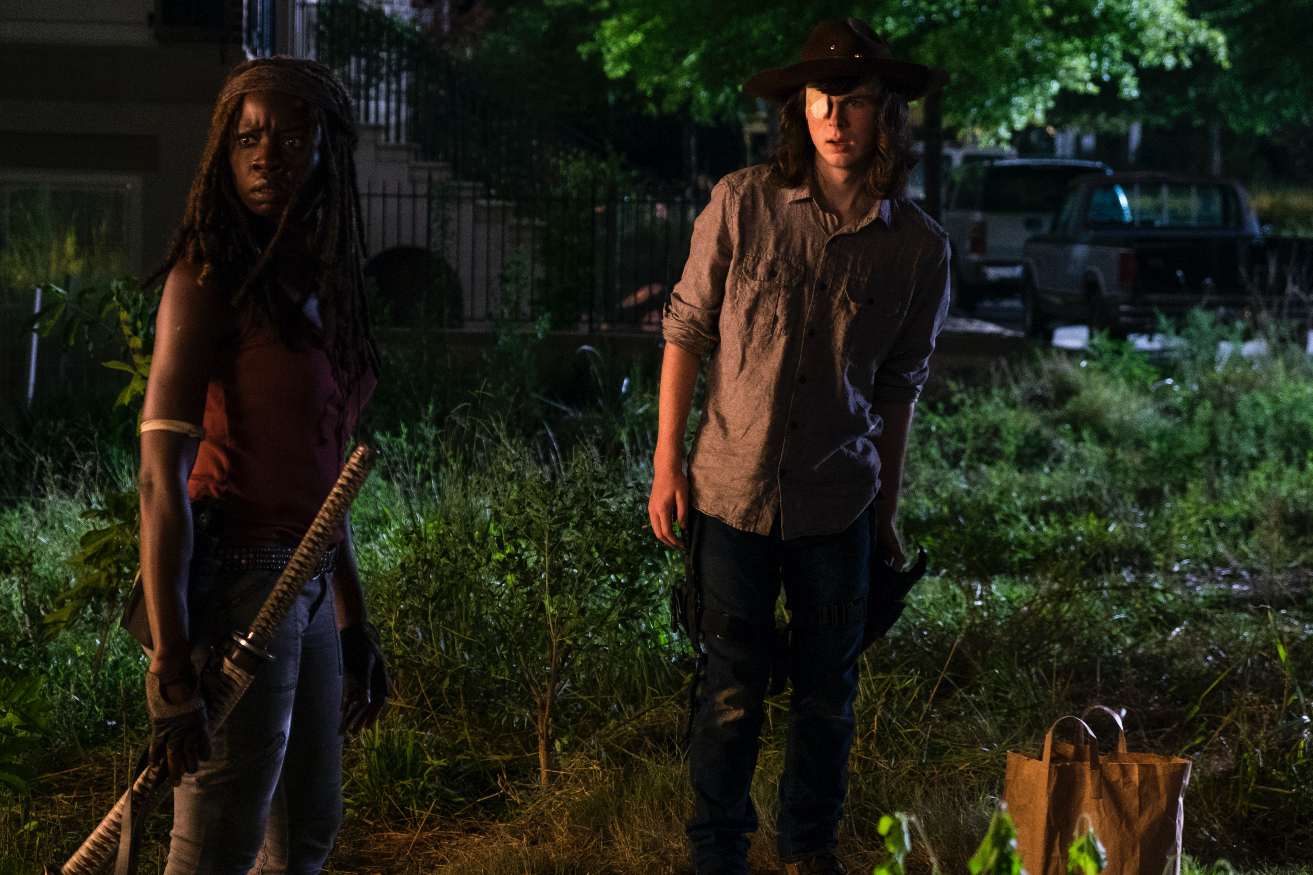 The Walking Dead 8×08 How It's Gotta Be preview